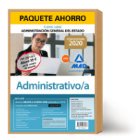 Paquete Ahorro Administrativo Estado
