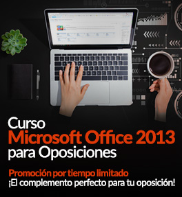 Curso Online Office 2013