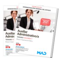 Libros Auxiliar Administrativo Estado